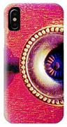 Digital Cabinet Handle IPhone Case