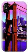Digital Sunset - Ggb IPhone Case