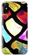 Digital_leaf Theme IPhone Case