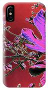 Figtree Leaves 3 IPhone Case