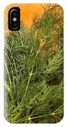 Dill IPhone Case