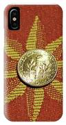 Dime Macro IPhone Case