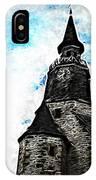 Dinan Clock Tower IPhone Case