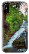 Dingmans Falls IPhone Case