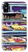 Dinner Pastry Case IPhone Case