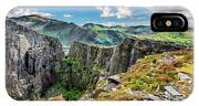 Dinorwic Slate Quarry Snowdon IPhone X Case