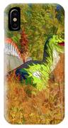 Dinosaur 9 IPhone Case