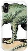 Dinosaur: Allosaurus IPhone Case