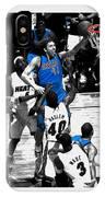 Dirk Nowitzki 3h IPhone Case