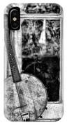 Dirty Banjo Mandolin IPhone Case