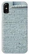 Discussion Of The Grey Wall IPhone Case
