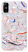 Displacement IPhone Case