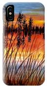 Distant Reflections IPhone Case