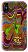 Distorted Dreams IPhone Case