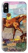 Distracted Riding IPhone X Case