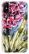 Divine Blooms-21057 IPhone Case