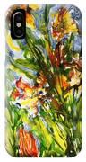 Divine Blooms-21061 IPhone Case