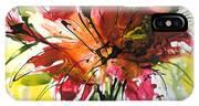 Divine Blooms-21082 IPhone Case