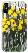 Divine Blooms-21085 IPhone Case