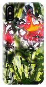 Divine Blooms-21166 IPhone Case