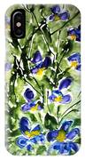 Divine Blooms-21169 IPhone Case