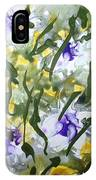 Divine Blooms-21172 IPhone Case