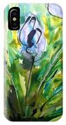 Divine Blooms-21196 IPhone Case