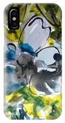 Divine Blooms-21200 IPhone Case