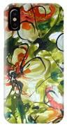 Divine Blooms-21203 IPhone Case