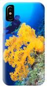 Diving, Australia IPhone Case