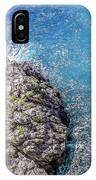 Diving In Italy IPhone Case