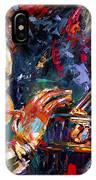Dizzy Gillespie IPhone Case