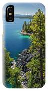 Dl Bliss Lookout By Brad Scott IPhone X Case