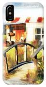 Do-00035 Cottage IPhone Case