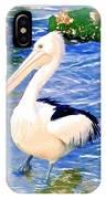 Do-00088 Pelican IPhone Case