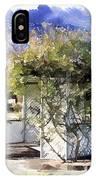 Do-00118 Gazebo IPhone Case