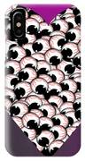 Do Not Look At The Eyes Of Envy IPhone Case
