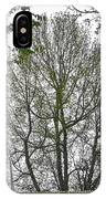 Do You See The Walking Tree IPhone Case