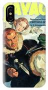Doc Savage Fortress Of Solitude IPhone Case