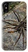 Dock Spider IPhone Case