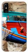 Docked IPhone Case