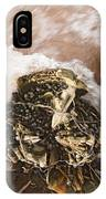 Dockpost And Surf IPhone Case