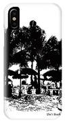 Doc's Beach House IPhone Case