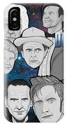 Doctor Who Collage IPhone X Case