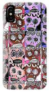 Dod Art 123bgt IPhone Case