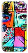 Dod Art 123ito IPhone Case