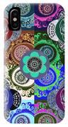 Dod Art 123jook IPhone Case