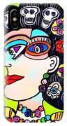 Dod Art 123uioo IPhone Case