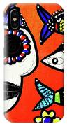 Dod Art 123uyt IPhone Case