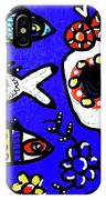 Dod Art 123yee IPhone Case